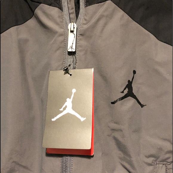 f8a40a84597b NWT Boys Jordan Jumpman Jacket- Size S (8-10yrs)!